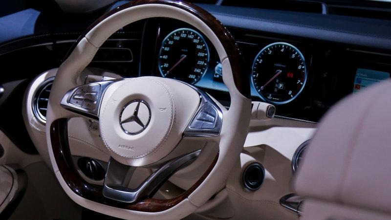 M&M = Mercedes + Microsoft