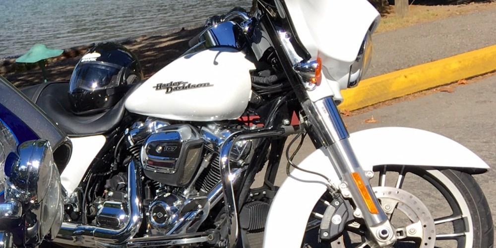 El Milwaukee Eight vs Anterior: Harley-Davidson Tour SFO-Lake Tahoe