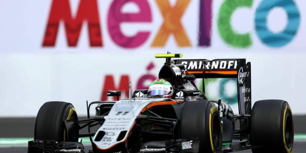 Un punto para los mexicanos en el Gran Premio de casa