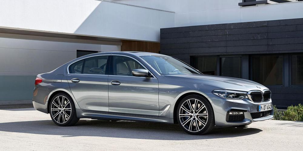 Un Serie 5 bajo la manga… BMW quiere dar pelea a Mercedes-Benz
