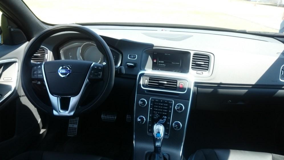 Volvo S60 Polestar Track-day