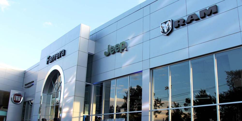 FCA México actualiza dos distribuidoras en la Cd. de México