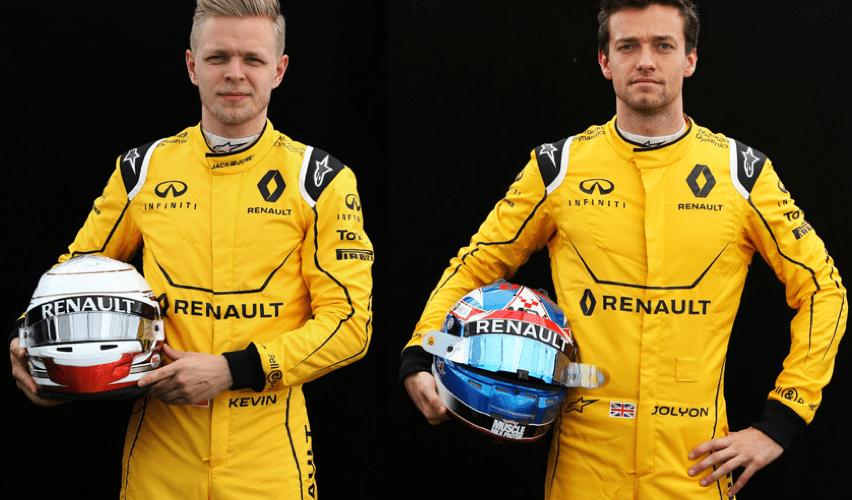 ¿Por qué Jolyon Palmer y Kevin Magnussen seleccionaron Q50 Híbrido?
