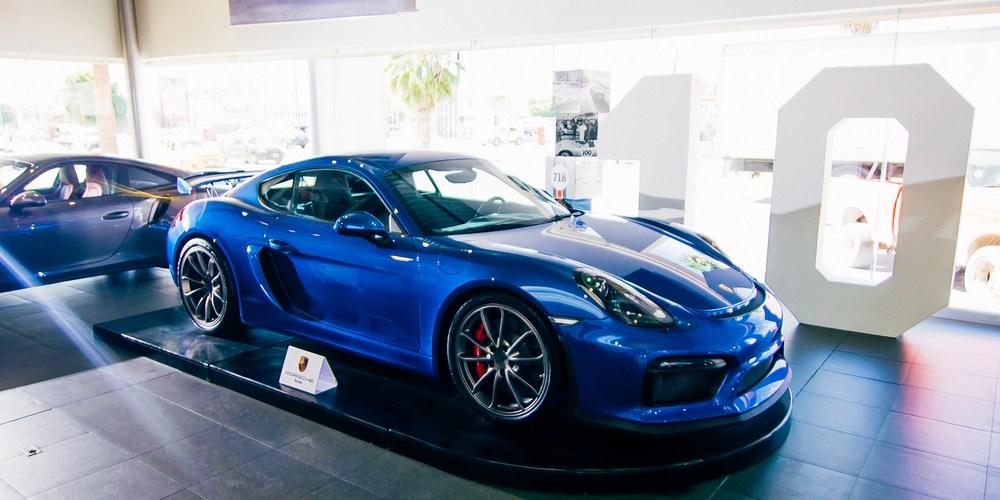 10,000 Porsche entregados en México