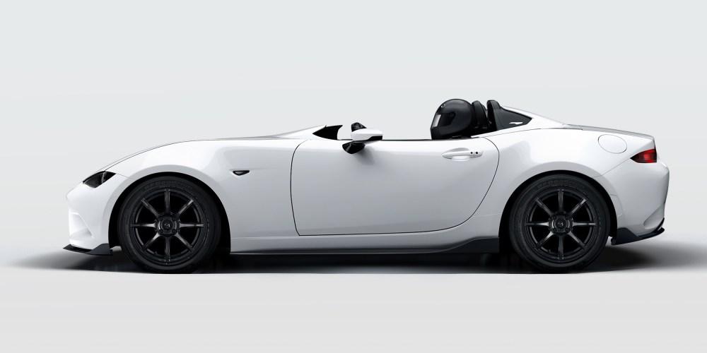 Mazda presentará bellezas en el SEMA