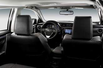 Ruta Toyota corolla 2017 5