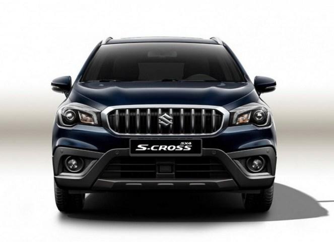 Suzuki S-Cross 2017