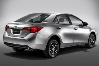 Ruta Toyota corolla 2017 2