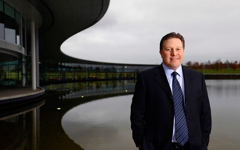 Zak Brown llega a McLaren como Director Ejecutivo
