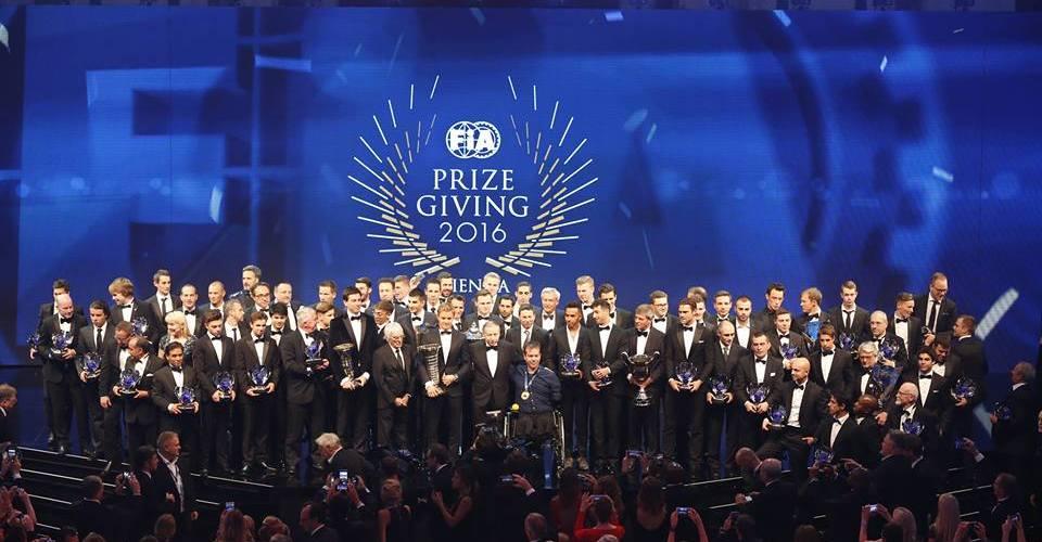 México, Rosberg y Verstappen: protagonistas de la Gala FIA