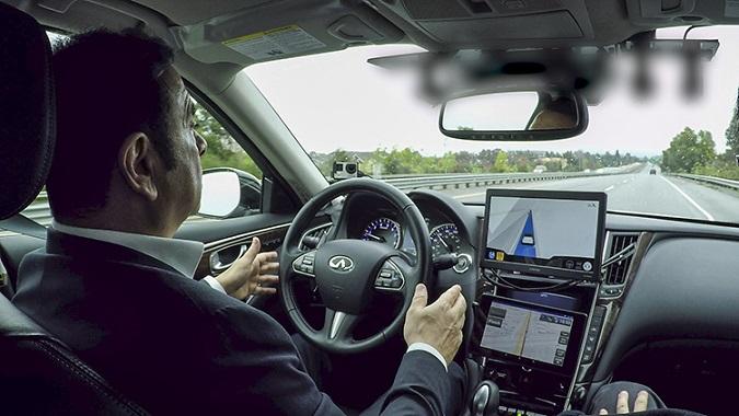 CES 2017, conducción autónoma con Nissan