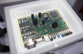 Piloted driving with artificial intelligence: Audi partnering with top companies in the electronics industry