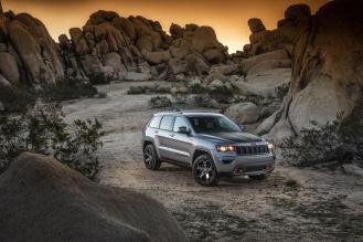 Jeep Grand Cherokee Trailhawk 2