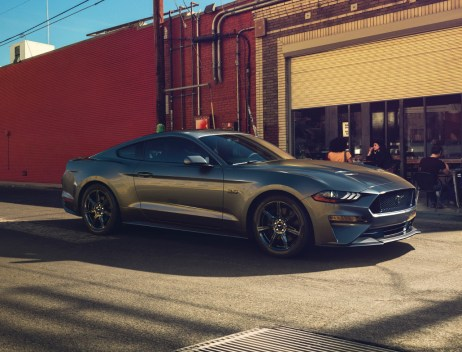 Nuevo Ford Mustang 4