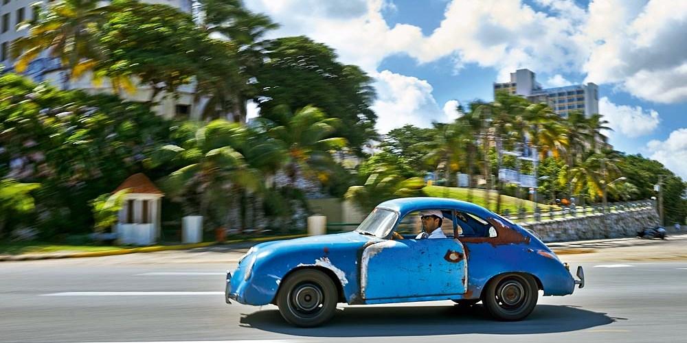 Porsche conquistó la gloria en Cuba