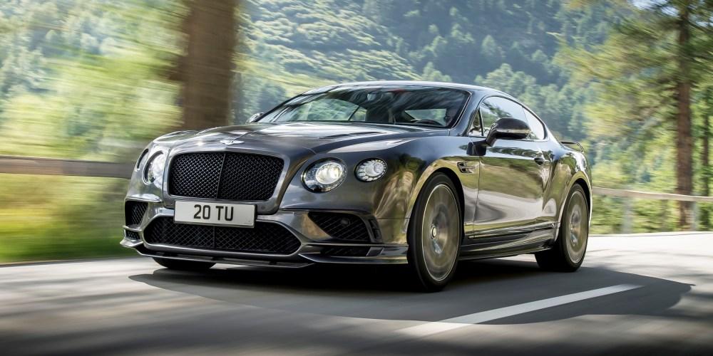 Bentley Continental GT Supersports ¡¡¡El más potente!!!