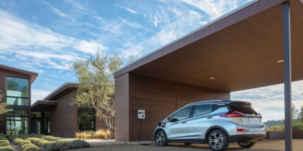 Auto Show de Chicago: Maven Chevrolet Bolt EV, servicio de autos compartidos…