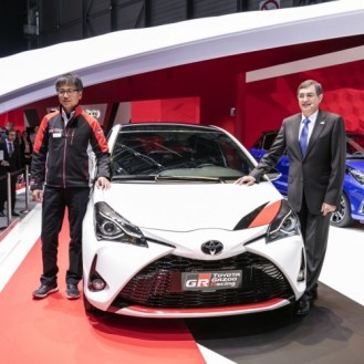 Toyota Yaris GRMN 2