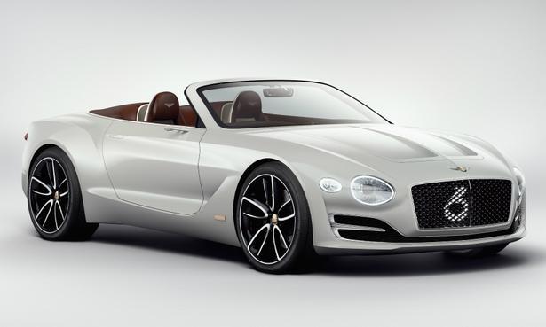 Auto Show de Ginebra 2017: Bentley presenta concepto eléctrico