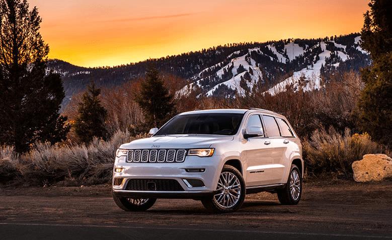 Auto Show de Nueva York 2017: Jeep Grand Cherokee Trackhawk