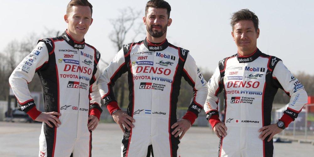 Inician las acciones en Le Mans