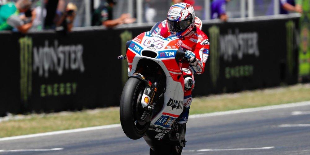¿Podrá Dovizioso darle un segundo Campeonato a Ducati en MotoGP?