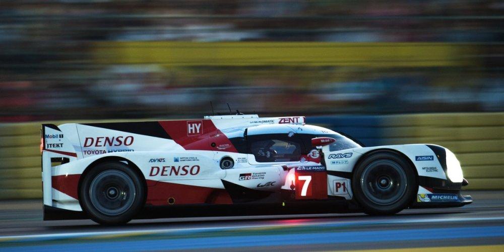 ¿Toyota será capaz de convertirse en el segundo fabricante japonés en ganar en Le Mans?
