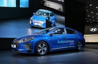 Hyundai avanza en el tema de la movilidad autónoma