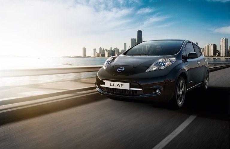 """Nissan LEAF es reconocido como el """"Mejor Vehículo Verde"""" en Reino Unido"""