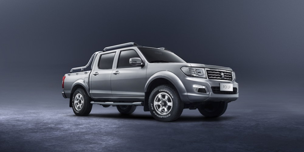 Peugeot presume nueva Pick Up
