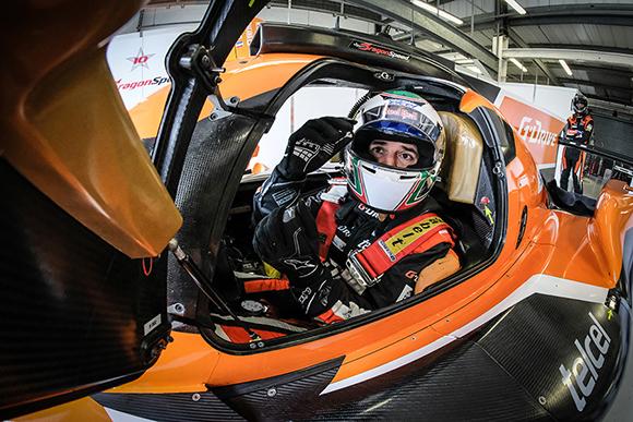 Tres mexicanos estarán compitiendo en las 24 Horas de Le Mans