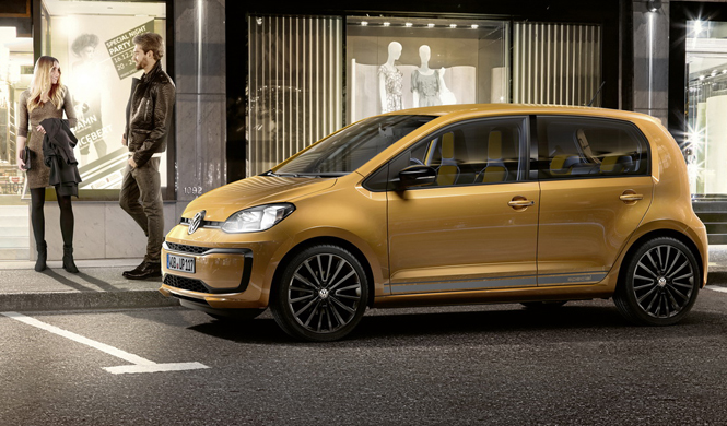 "Volkswagen Up! ""Special Bug"""