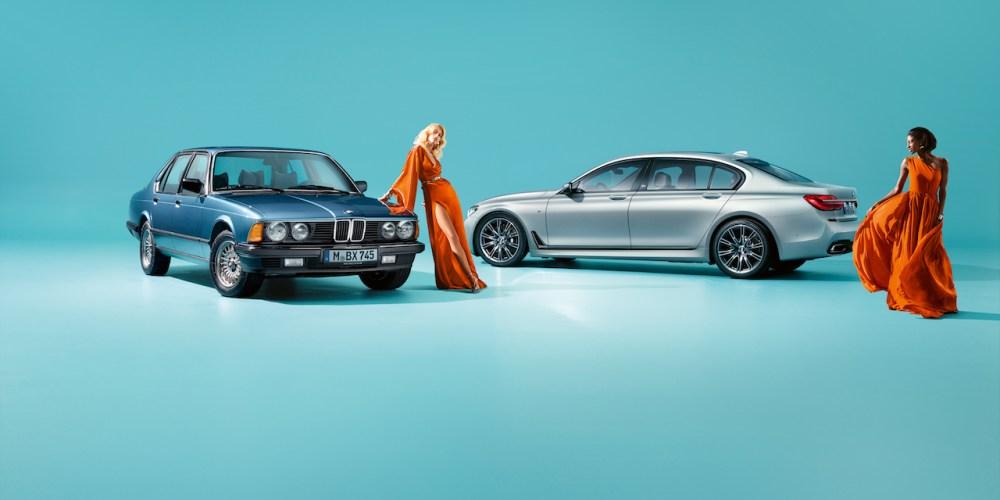 BMW Serie 7 Edición 40 Jahre