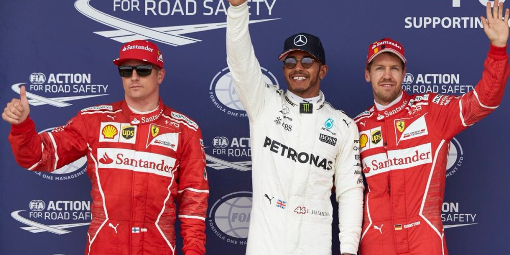 Hamilton a un paso de igualar el récord de Schumacher