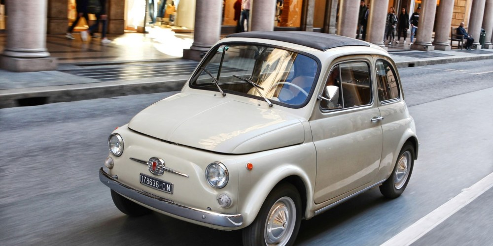 Fiat 500 es adquirido por el Museo de Arte Moderno de Nueva York en su 60 aniversario