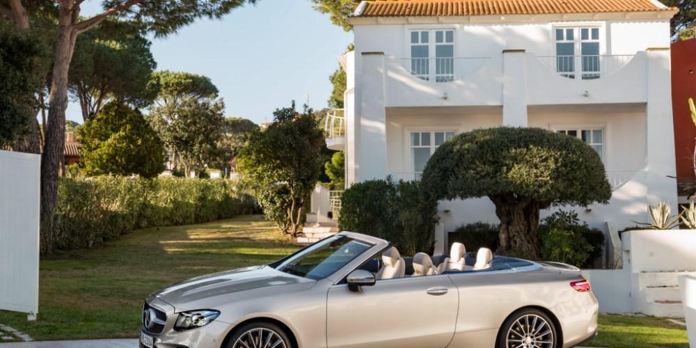 Mercedes-Benz Clase E Cabrio 2018