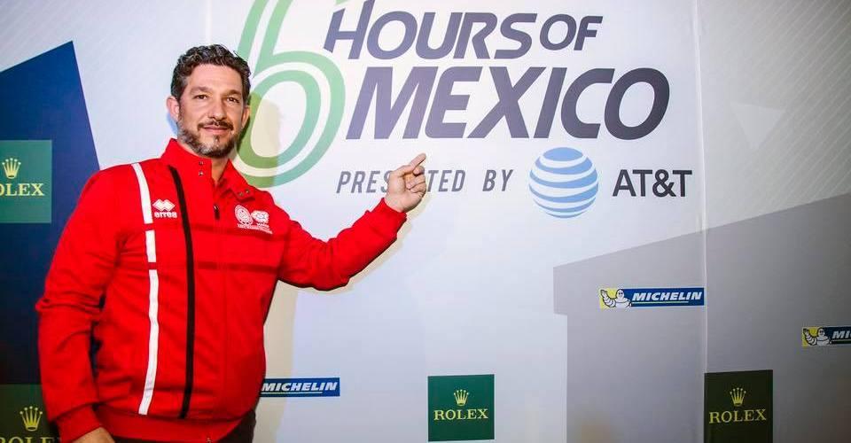 Roberto González será el único mexicano en la parrilla del WEC