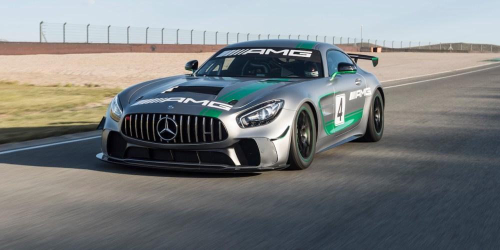 Mercedes-AMG GT 4, joya automotriz