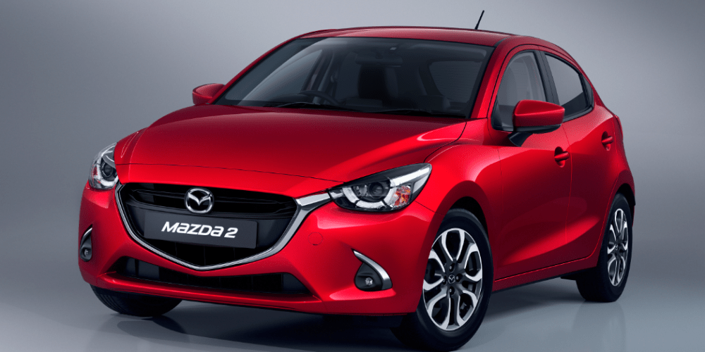 Mazda 2 modelo 2018, ahora con G-Vectoring Control