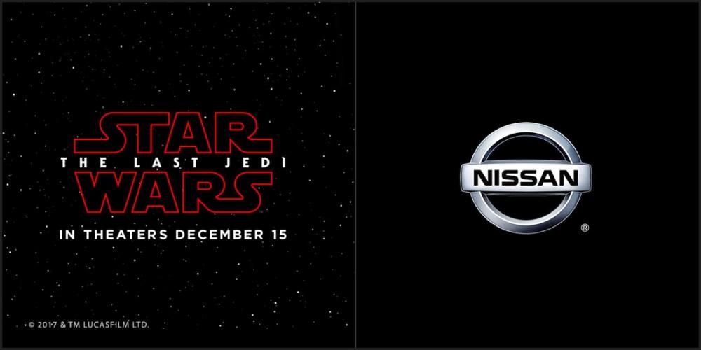 """Nissan se une a Lucasfilm para lanzar la campaña promocional de """"Star Wars: El Último Jedi"""""""