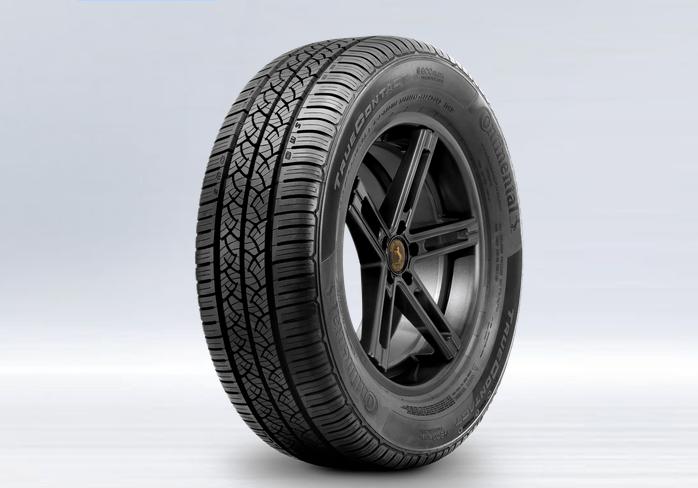 Rodar con eficiencia es posible gracias a TrueContact™ con Eco Plus de Continental