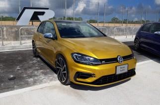Volkswagen Golf R, nuestra experiencia en pista