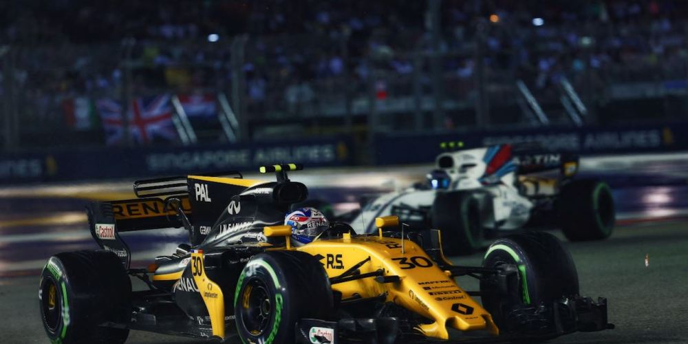 Éste es el significado de las banderas en la F1, Infiniti nos lo muestra