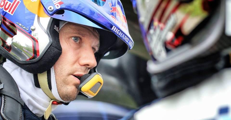 Sebastien Ogier podría retirarse del Campeonato Mundial de Rally