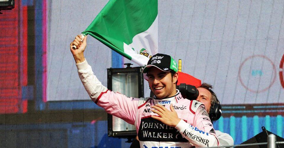 Checo Pérez va por la penúltima ronda de F1 en el GP de Brasil