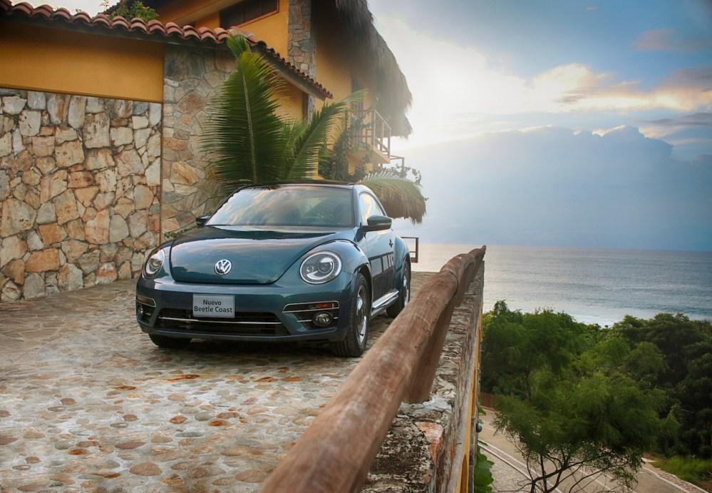 Coast y Sound dos nuevas versiones del Volkswagen Beetle