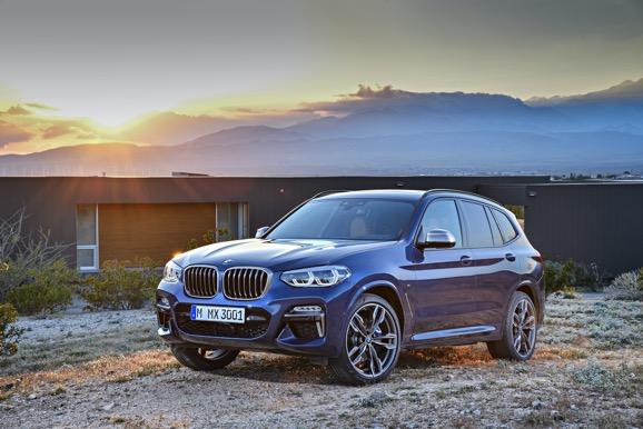 Nuevo BMW X3: diseño más atractivo y dinámico
