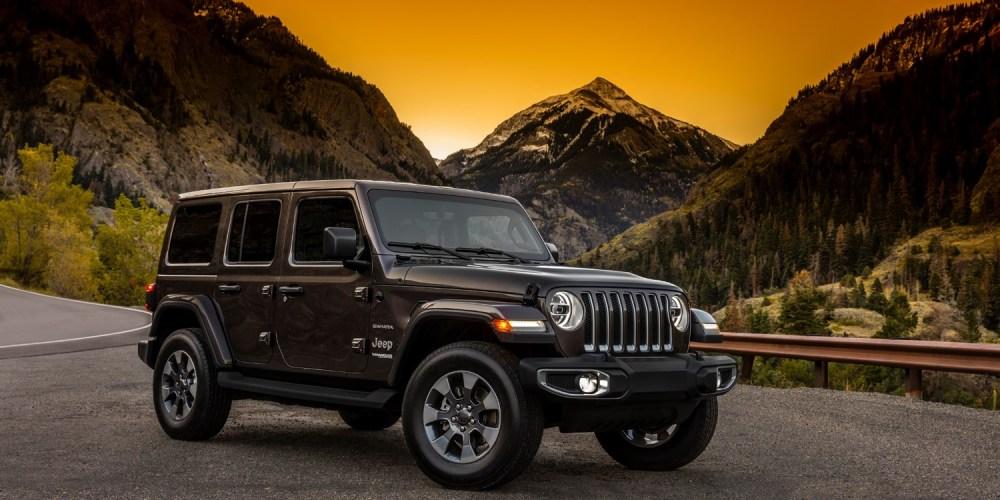 El nuevo Jeep Wrangler 2018 que conoceremos en el Autoshow de Los Ángeles