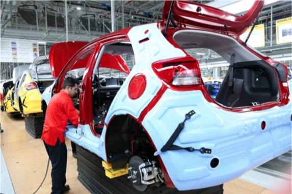 Ya son 170 mil autos producidos por KIA en Nuevo León, México.
