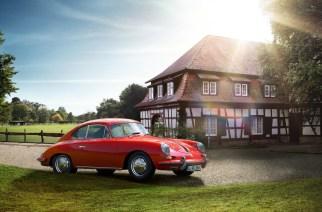 Porsche ahora protege a los clásicos con alarmas de última generación